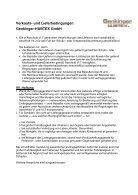 Verkaufs- und Lieferbedingungen Genkinger-HUBTEX GmbH - Seite 6