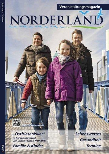 Norderland Februar-April 2017