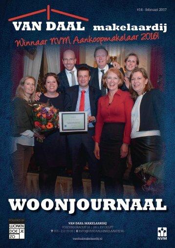 Van Daal Woonjournaal #14, februari 2017