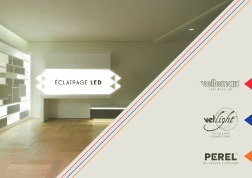 Catalogue LED Lighting Velleman