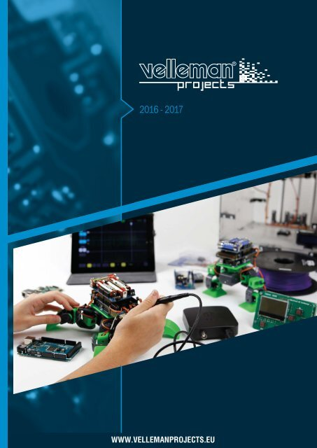 Catalogue Velleman Projects