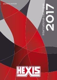 HEXIS International Catalogue 2017