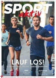 SPORTaktiv Magazin Februar 2017