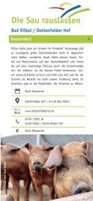 Die Wetterau erobern. Schulen und Jugendgruppen - Seite 5