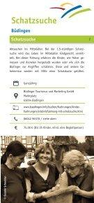 Die Wetterau erobern. Schulen und Jugendgruppen - Seite 7