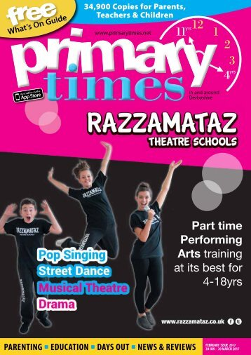 Primary Times Derbyshire Feb 17
