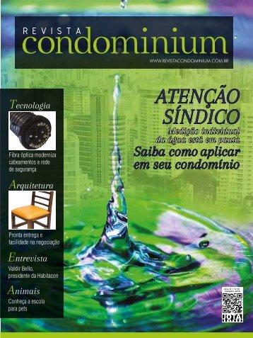 Outubro/2016 - Condominium 07