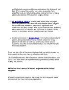 Breast Augmentation in Los Angeles - Page 4