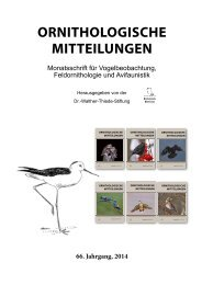 Ornithologische-Mitteilungen-Jahresregister-Band66-2014