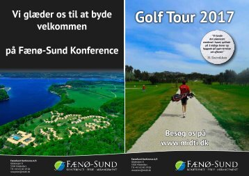 golf tour 2017