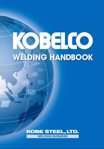 Kobelco Welding Handbook