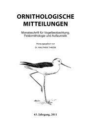 Ornithologische-Mitteilungen-Jahresregister-Band63-2011