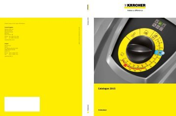 Karcher Catalogue