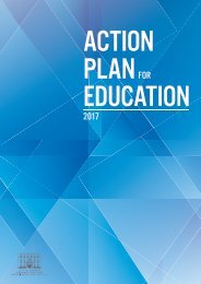 Action Plan Education