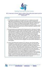 SCYJ-response-to-the-Taylor-Review-govt-response-FINAL