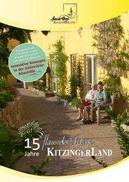 Haus der Pflege KITZINGER LAND