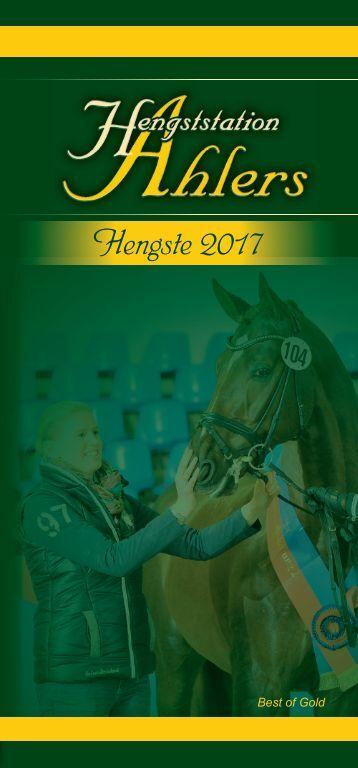 Hengstkatalog 2017