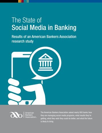 The State of Social Media in Banking