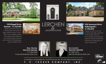 Lerchen & Associates Magazine Ad