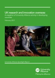 UK research and innovation overseas