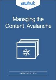 Content Avalanche