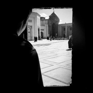 IRAN Schwarz/Weiss 2015