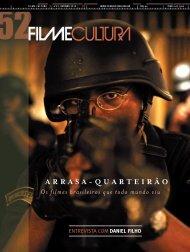 ARRASA QUARTEIRÃO - Revista Filme Cultura - via: Ed. Alápis