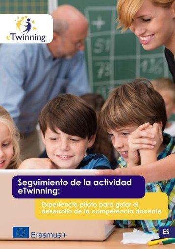 Seguimiento de la actividad eTwinning