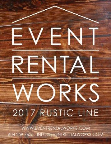 Rustic Catalog