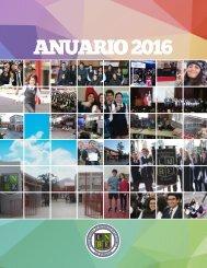 Anuario 2016 Liceo Bicentenario San Bernardo