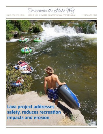 safety reduces recreation impacts and erosion