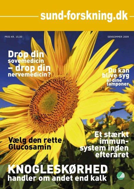 Tilmeld dig på www.sund-forskning.dk eller ring på tlf.