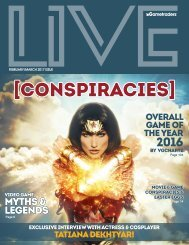 Live Magazine February/March 2017 Issue