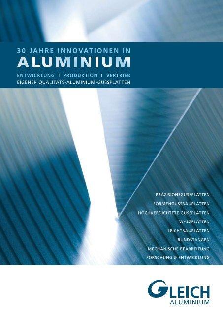 G.AL - GLEICH Aluminium