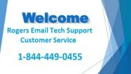 Rogers Email Support Phone Number