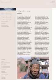 Ausgabe 6 - 06/2005 - Intelligente Altersvors - pards finanzcoaching ...