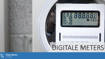 DIGITALE METERS