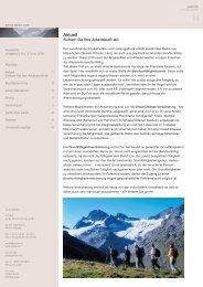 Ausgabe 3 - 06/2006 - Ihre Arbeitskraft - pards finanzcoaching GmbH