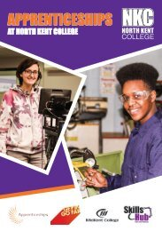 Apprenticeships Booklet 2017