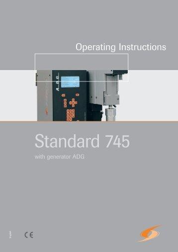 Standard 745
