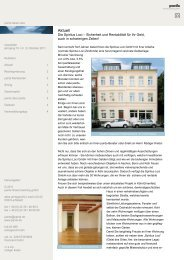 Ausgabe 3 - 10/2011 - Die Spiritus Loci - pards finanzcoaching GmbH
