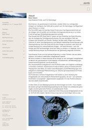Ausgabe 4 - 08/2006 - Kleinanleger - pards finanzcoaching GmbH