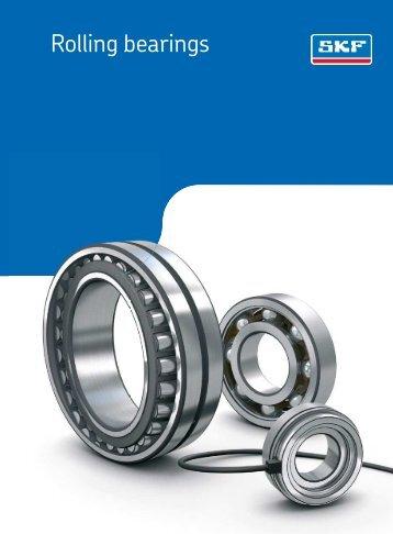 SKF-rolling-bearings-catalogue