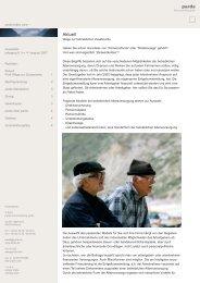 Ausgabe 4 - 08/2007 - Betriebliche Rente - pards finanzcoaching ...