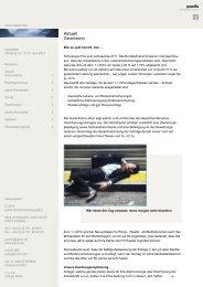 Ausgabe 2 -  06/2011 - Garantiezins - pards finanzcoaching GmbH