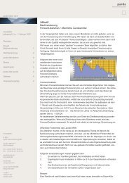 Ausgabe 1 - 02/2007 - Finanzierung - pards finanzcoaching GmbH