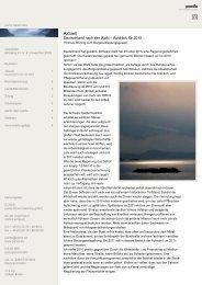 Ausgabe 4 - 11/2009 - Bürgerentlastungsgesetz - pards ...