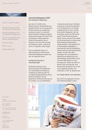 Ausgabe 5 - 05/2005 - pards finanzcoaching GmbH