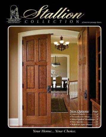 Stallion Brochure