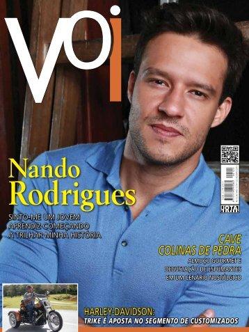 Agosto/2015 - Revista VOi 122